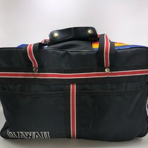 Vintage 1980's Hawaii nylon duffle bag